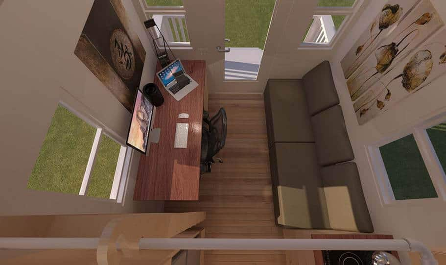 SPARK Tiny house Calpella 18 06
