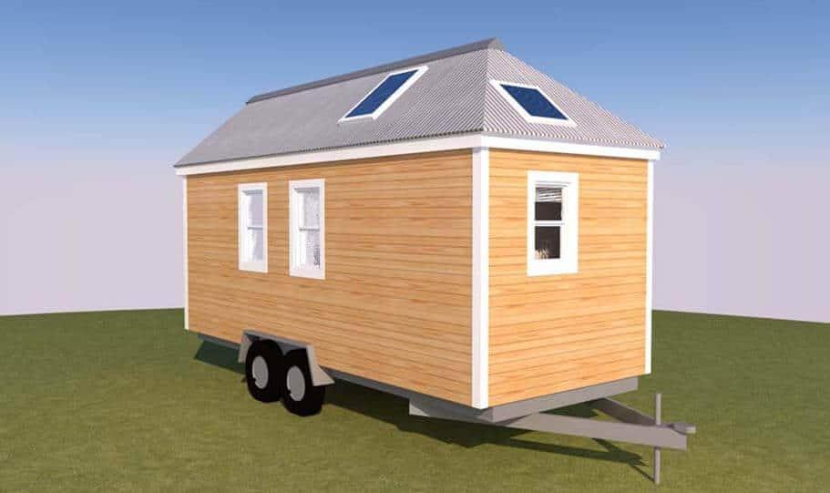 SPARK Tiny house Caspar 20 01