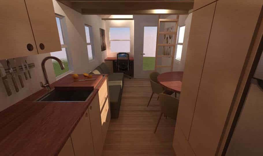 SPARK Tiny house Caspar 20 05