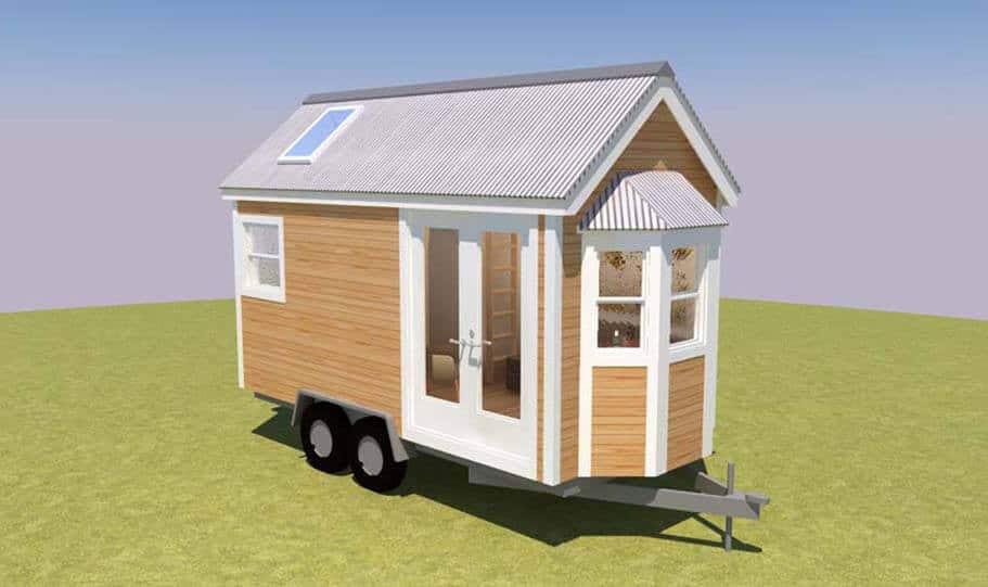 SPARK Tiny house Cleone 16 01