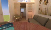 SPARK Tiny house Cleone 16 05