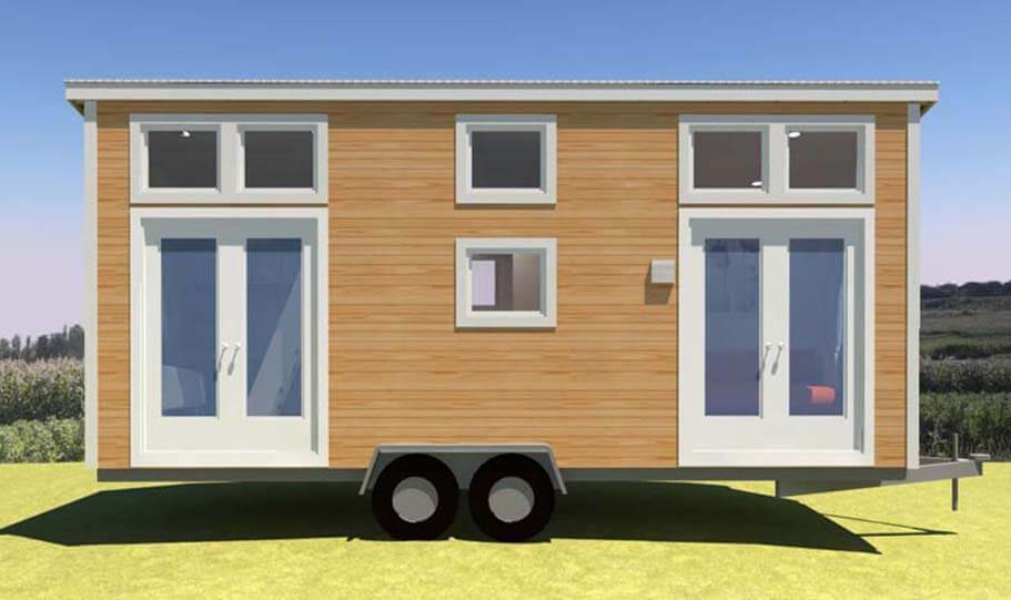 SPARK Tiny house Comptche 24 03
