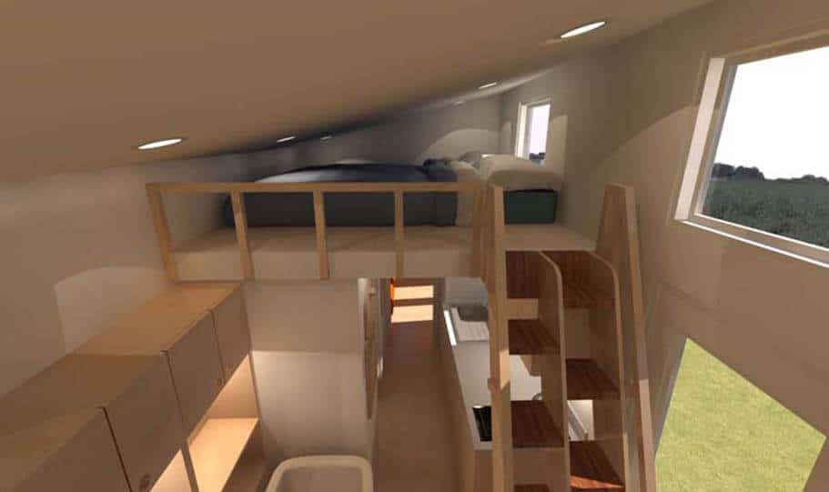 SPARK Tiny house Comptche 24 06