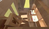 SPARK Tiny house Comptche 24 10