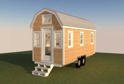 SPARK Tiny house Covelo 20 02