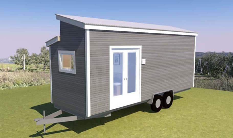 SPARK Tiny house Laytonville 24 02