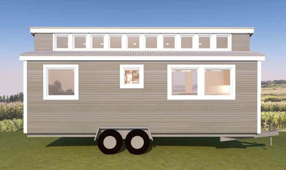 SPARK Tiny house Laytonville 24 08
