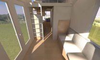 SPARK Tiny house Leggett 24 08