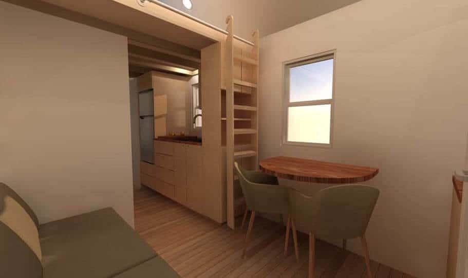 SPARK Tiny house Little River 24 06