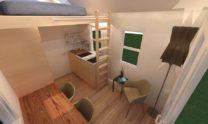 SPARK Tiny house Manchester 14 03