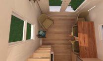 SPARK Tiny house Manchester 14 06