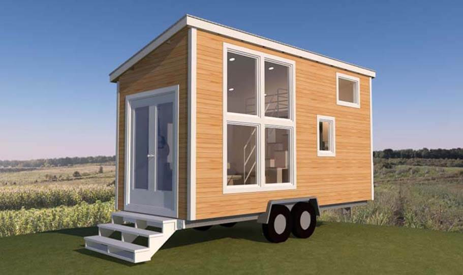 SPARK Tiny house Navarro 20 06