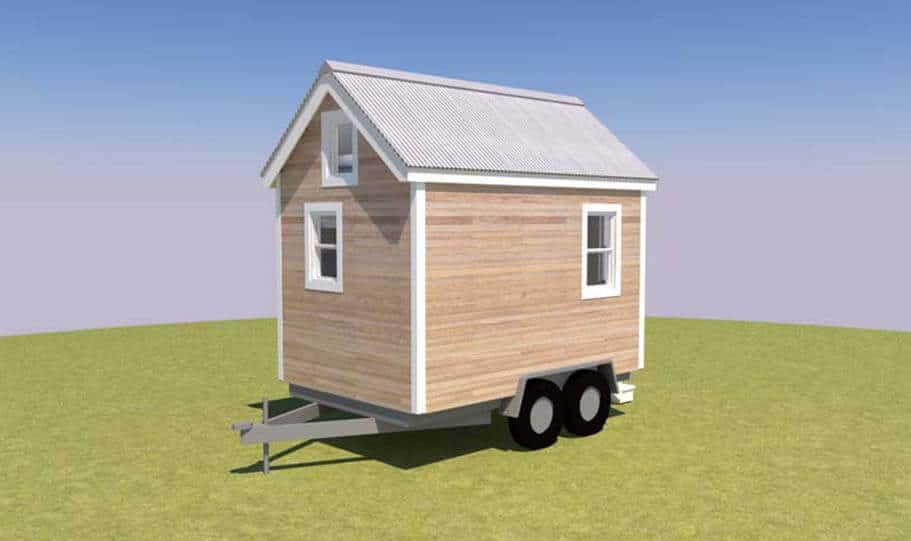 SPARK Tiny house Philo 12 01