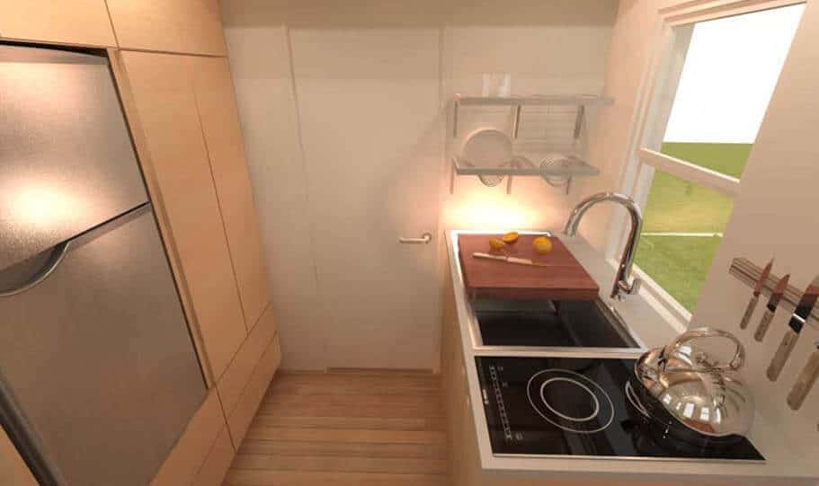 SPARK Tiny house Philo 12 06