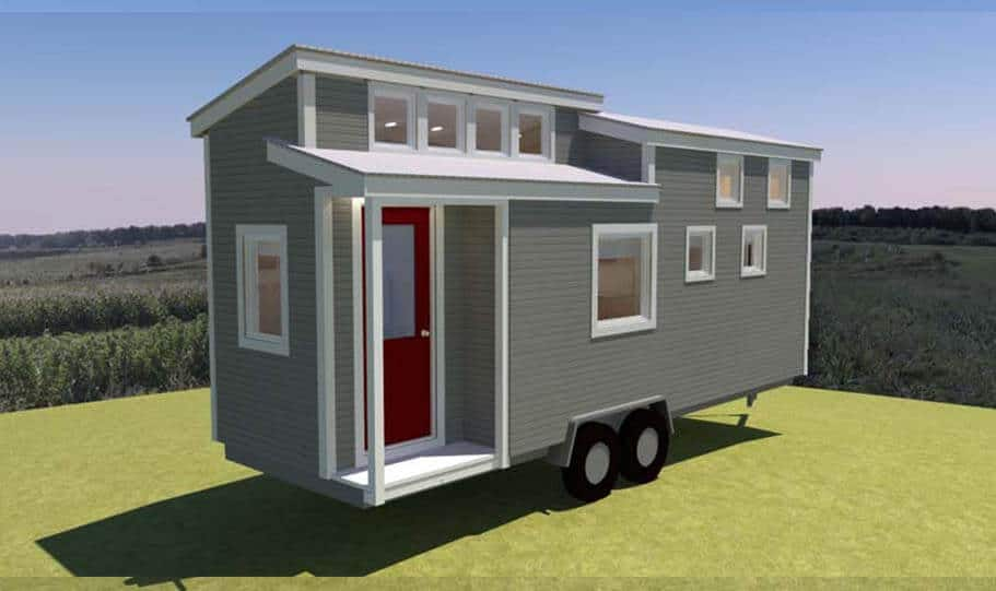 SPARK Tiny house Potter Valley 24 03