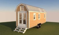 SPARK Tiny house Redwood Valley 24 02
