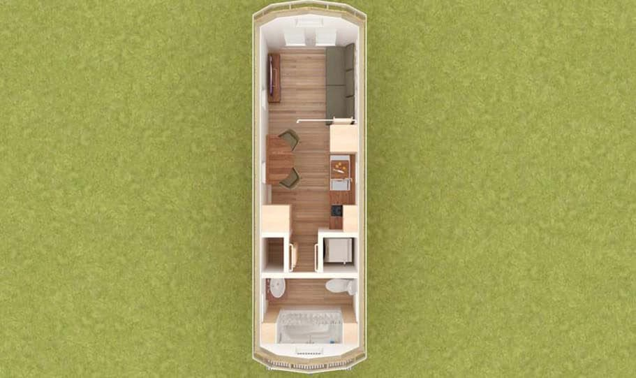 SPARK Tiny house Redwood Valley 24 03