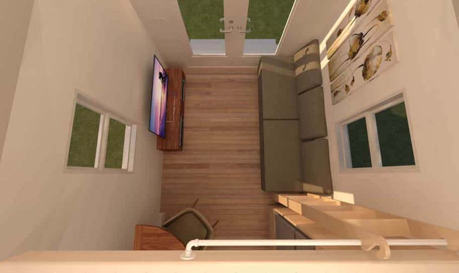 SPARK Tiny house Redwood Valley 24 10