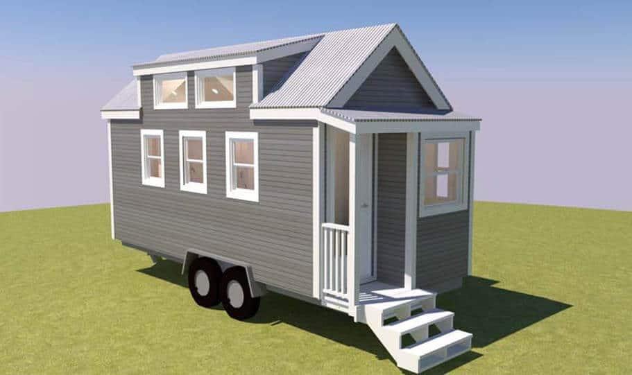 SPARK Tiny house Talmage 20 02