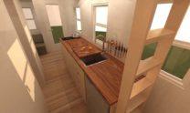 SPARK Tiny house Talmage 20 07