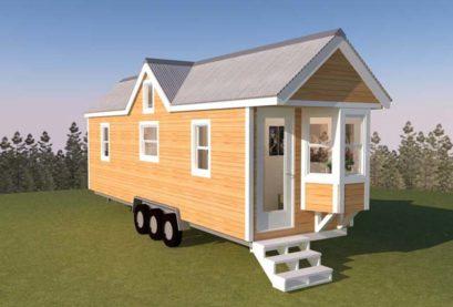 SPARK Tiny house Westport 24 02