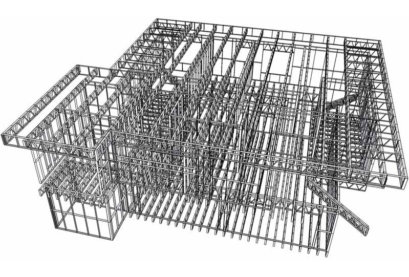 Kit Home Steel Frame