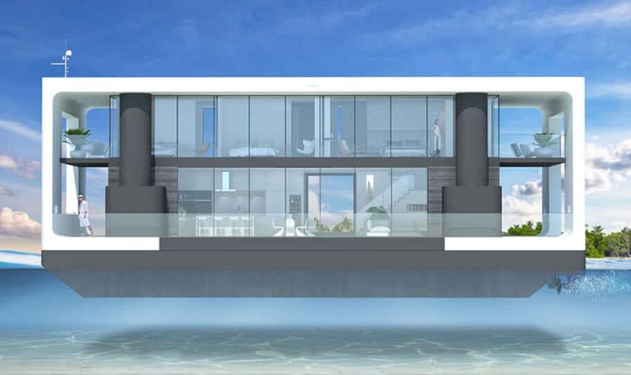 Spark Boat House Mix Design