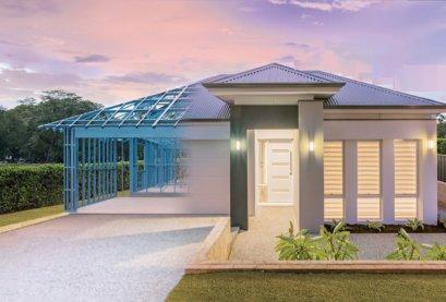 Spark Steel Frame Kit Homes