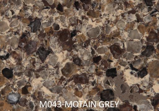 Sydney M Motain Grey