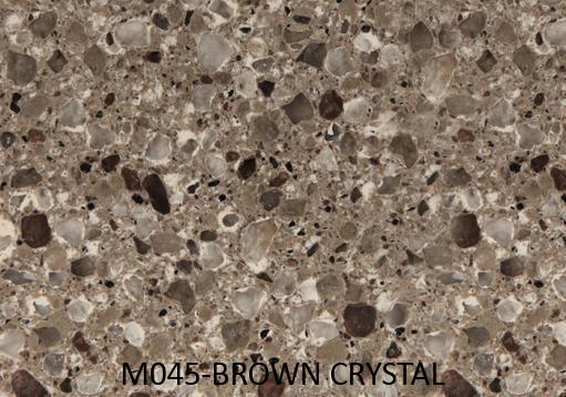 Sydney M Brown Crystal
