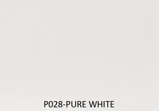 Sydney P Pure White
