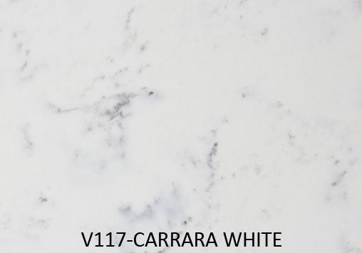 Sydney V Carrara White