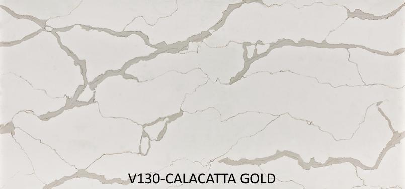 Sydney V Calacatta Gold