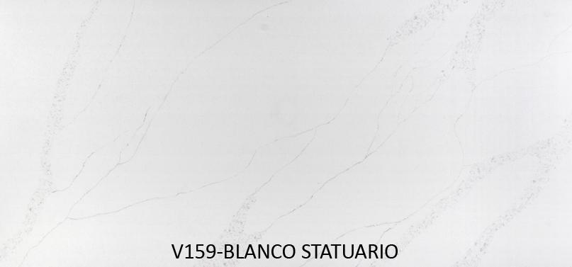 Sydney V Blanco Statuario