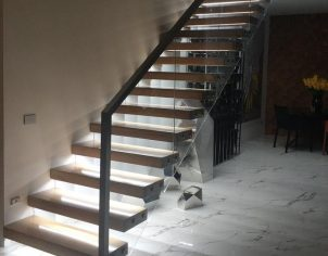 Spark Stair And Railing