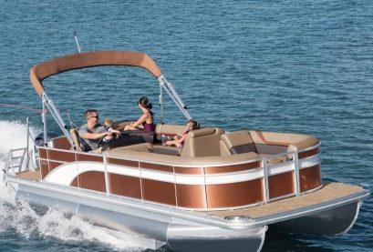 Spark Pontoon Boat Sydney
