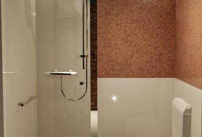 Spark On suite Bathroom