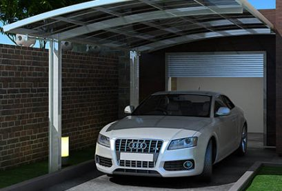 Single Carport Crop