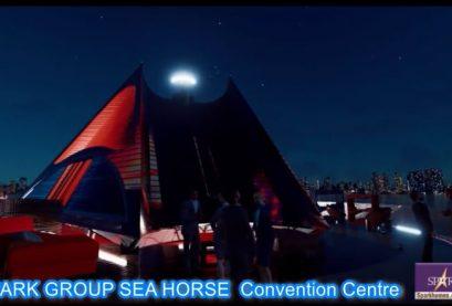 Sydney Sea horse conventional centre