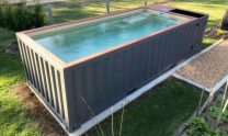 Sydney Spark Container Swimming Pool