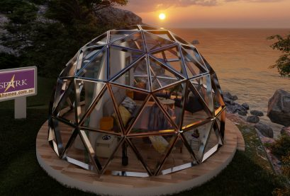 Sydney Spark Dome Glamping On The Waters