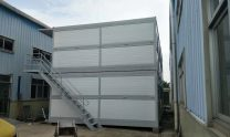 Sydney Foldable Container