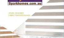 Spark Designer Fabric Finished Blinds