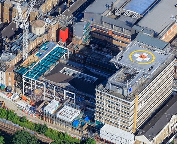 Steel Frame Hospitals